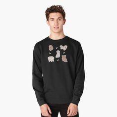 'Ice Cream Swirl black design' T-Shirt by DaringlyDayna Crew Neck Sweatshirt, Graphic Sweatshirt, Pullover, Tee Shirt, Yellow Springs, Hoodies, Sweatshirts, Tshirt Colors, Shirt Style