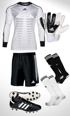 Goalkeeper shirt Adidas miadidas Keepersport