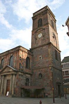 St Ann's Square, Manchester.