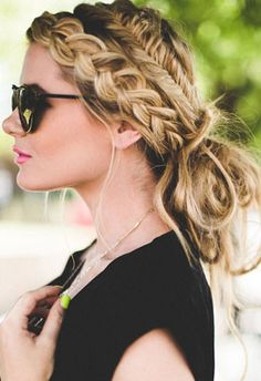 30 Gorgeous Braid Styles to Try Now - theFashionSpot