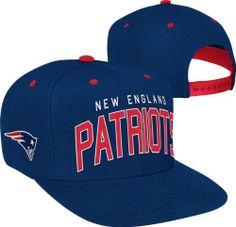 Reebok New England Patriots Navy Blue Retro Arch Logo Snapback Adjustable  Hat by Reebok.  14.99 b35a98225