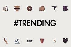 #trending, 2016 culture trends, kimoji review
