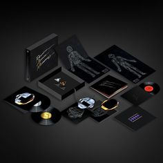 Random Access Memories - Deluxe Box Set Edition
