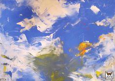 Pigment, Acrylic on Canvas