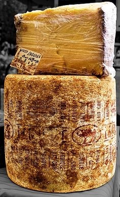 Laguiole (Cow's milk) - from South West France. Recommended wine to go with it:  Marcillac