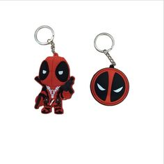 1PCS  Marvel Deadpool X-men Metal  PVC Figure Toy Keychains Pendants 2 Styles 5cm/8cm     Tag a friend who would love this!     FREE Shipping Worldwide     Get it here ---> http://letsnerdout.com/1pcs-marvel-deadpool-x-men-metal-pvc-figure-toy-keychains-pendants-2-styles-5cm8cm/