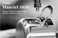 France: Mauviel 1830