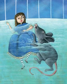 ALICE IN WONDERLAND BY MARTINA PELUSO