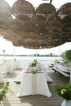 Fernanda and Felipe get married at The Surf Lodge in Montauk 9.7.13