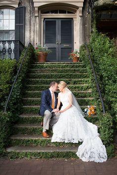 A Romantic Elopement in Savannah, Georgia Savannah Georgia, Savannah Chat, Wedding Pics, Wedding Venues, Wedding Ideas, Wedding Inspiration, Wedding Things, Wedding Stuff, Gold Wedding Colors