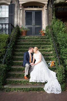 Savannah, Georgia, is a gorgeous setting for any romantic wedding | Brides.com
