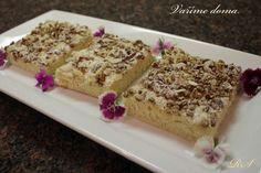 Czech Recipes, Ethnic Recipes, Dessert Recipes, Desserts, Tiramisu, Rum, Banana Bread, Baking, Cake
