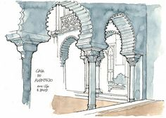 Lisbonne, Casa do Alentejo by gerard michel, via Flickr