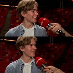 """Tarjei at the VG Interview about his role as """"Doody"""" in the Grease Norway musical premiering January 24, 2018❤️ MY SUNSHINE #skam#tarjeisandvikmoe#isakvaktersen#evak#isakandeven"""