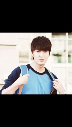 Kim Tan (Lee Min Ho) in The Heirs
