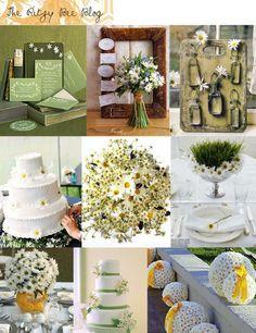 decoração margaridas - Bing Imagens