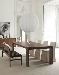 modern furniture & lighting | spencer interiors | dining tables