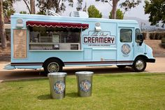 I would LOVE to have my own food truck.