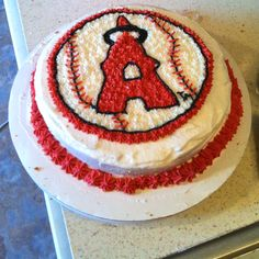 My first Wilton cake!!