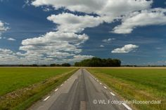Sweden - endless roads.