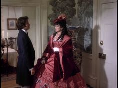 Terri Garber as Ashton in North and South Miniseries book 2 WIith Bent played by Philip Casnoff Sissi, North And South, Civil War Movies, Victoria Reign, Patrick Swayze, Vintage Gowns, Star Wars, Southern Belle, Historical Clothing