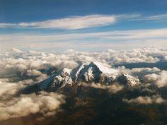 Chimborazo - Ecuador sky view