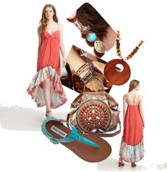 """""""GYPSY LOOK"""" by palraine on Polyvore"""