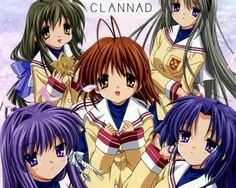 free computer wallpaper for clannad  (Link Williams 1280x1024)