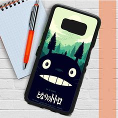 My Neighbor Totoro Poster Samsung Galaxy S8 Plus Case Dewantary