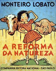 monteiro lobato livros - brazilian author