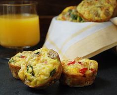 Egg Muffins | 23 On-The-Go Breakfasts That Are Actually Good For You
