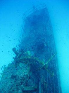 Sunken Ships