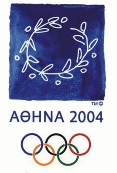 ΑΘΗΝΑ 2004 ΣΗΜΑ ΟΛΥΜΠΙΑΚΩΝ ΑΓΩΝΩΝ