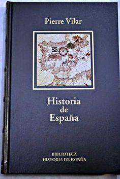 El libro que me voy leyendo en el metro. Historia de España de Pierre Vilar. Una joya que tenía pendiente desde hace mucho tiempo.