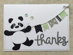 LindaCrea: Panda #1 - Thanks
