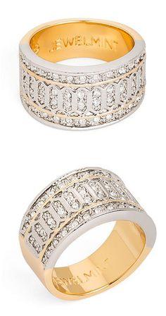 Layered Ice Ring <3... Beautiful !!!  25 yr anniversary soon.
