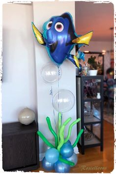 nemo dory under the sea, nemo dory under the sea. 1st Boy Birthday, Boy Birthday Parties, Birthday Ideas, Nemo Y Dory, Bolo Sonic, Underwater Birthday, Names Baby, Girl Names, Finding Nemo