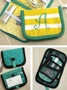 Annie's - Tech Accessory Organizer Sewing Pattern