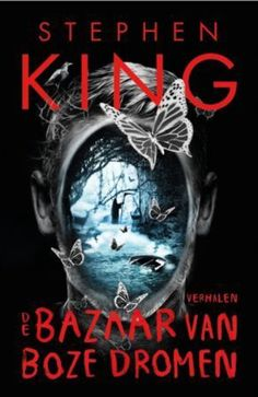The Bazaar of Bad Dreams: Stories by Stephen King. The Bazaar of Bad Dreams: Stories. Stephen King It, Steven King, Stephen King Movies, New Books, Good Books, Life Falling Apart, Dream Book, Bad Dreams, Living At Home