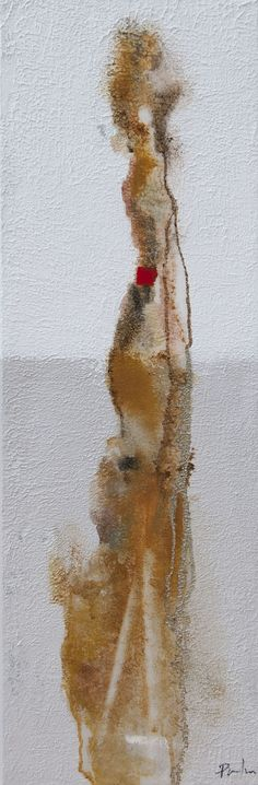 04, Mixed Media Painting, Poulin