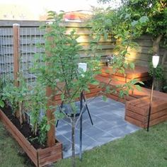 Outdoor Spaces, Outdoor Living, Outdoor Decor, Dream Garden, Home And Garden, Garden Screening, Green Craft, Backyard, Patio