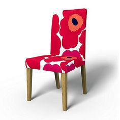 Henriksdal Chair cover, short - Chair Covers | Bemz