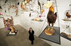 Annette Messager: Them and Us, Us and Them by Annette Messager at the Hayward…