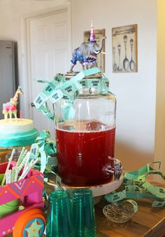 "The ragged wren : A ""Crafty"" Birthday Party"