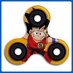 Ball Z Goku Spinner Fidget Toy Hand Spinner Toy EDC Helps Focus, Stress, Anxiety, Boredom - Fidget spinner (*Amazon Partner-Link)