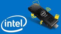 Intel Compute Stick - L'ordinateur de taille d'une clé USB