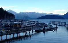 On the third day of our Alaska Highway road trip, we took a ferry from Horseshoe Bay in Vancouver to Nanaimo B.C. for the drive to Port Hardy. #YukonHo!