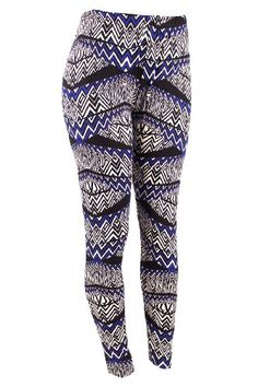 1c8c26408f05b ShoSho Women s Plus Size Print   Pattern Leggings