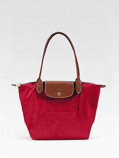 045ff3e271d Longchamp Pliages Red Rouge Medium Tote Bag Purse   Learn more by visiting  the image link.