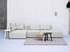 My Personal Bucketlist - this couch from my favourite home and living brand HAY Follow my life and travels on http://www,yourlittleblackbook.me